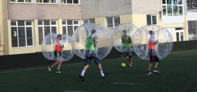 Buborékfoci bérlés